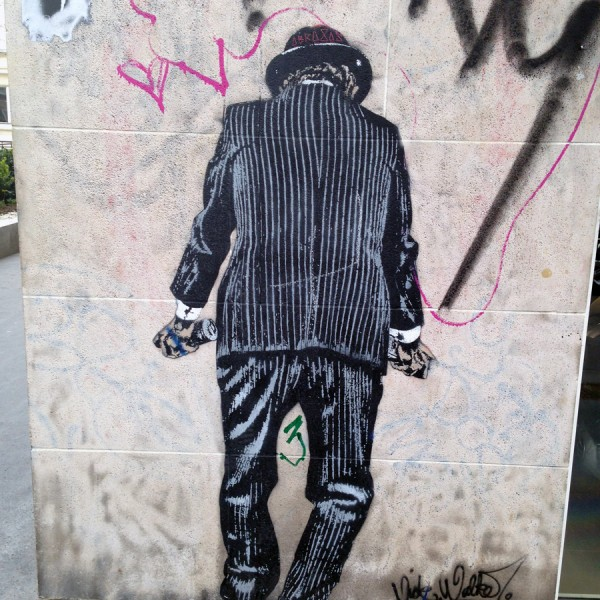 Stencil and Paste-up in Pars